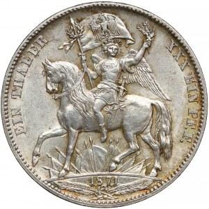 Niemcy, Saksonia, Talar zwycięstwa 1871-B