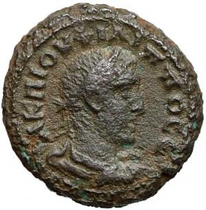 Prowincje Rzymskie, Egipt, Aleksandria, Tetradrachma Bilonowa, Filip I Arab