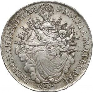 Hungary, Joseph II, Thaler 1782-B