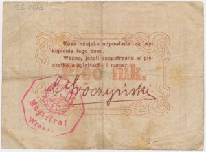 Wronki, 5 marek 1919