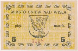 Gniew, 5 marek 1920