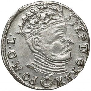 Stefan Batory, Trojak Wilno 1581 - Leliwa