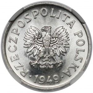 20 groszy 1949 Al