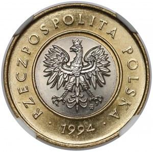 2 złote 1994 - mennicze