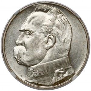 Piłsudski 10 złotych 1935