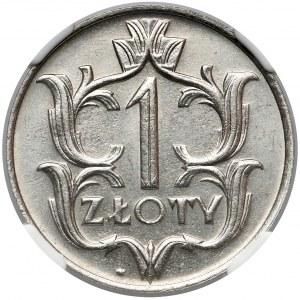 1 złoty 1929 - PIĘKNE