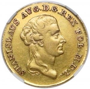 Poniatowski, 3 dukaty 1794, Warszawa - 19 listków