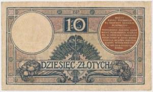 10 złotych 1924 - II EM. G