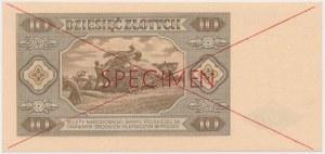 10 złotych 1948 - SPECIMEN - AA