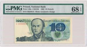 10 złotych 1982 - C