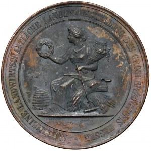 Niemcy, Medal Wystawy Rolniczej Wielkiego Księstwa Hesji - za osiągnięcia