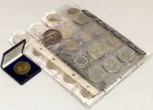 Zestaw medali i medalików MIX