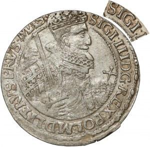Zygmunt III Waza, Ort Bydgoszcz 1621 - SIGI - rzadki