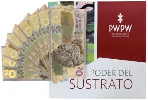 PWPW Żubry 9 szt. - Poder del Sustrato (hiszpański)