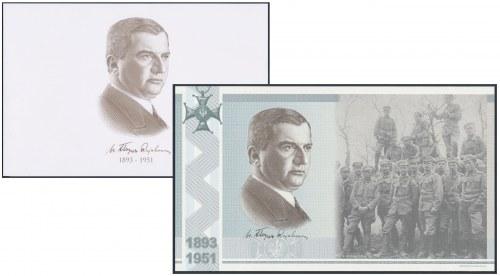 PWPW Henryk Floyar-Rajchman - w folderze emisyjnym