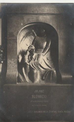 POLSKA. JULIUSZ / SŁOWACKI / UR. W KRZEMIEŃCU 1809 R. / ZM. W PARYŻU 1849 R.