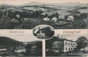 GRUDNO. Gruss aus Petersgrund, wyd. Photographie von Fritz Schroeter