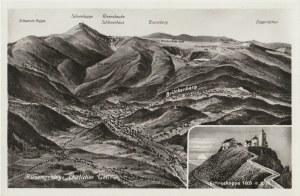 JELENIA GÓRA. Riesengebirge…, wyd. Rübezahl -Verlag, Paul Höckendorf