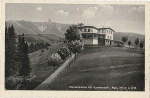JELENIA GÓRA. Bismarckhöhe bei Agnetendorf i. Rgb., 714 m. ü. d. M., wyd. A