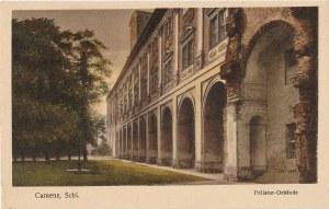 KAMIENIEC ZĄBKOWICKI. Camenz, Schl., Prälatur -Gebäude, wyd. A. Schätz, Camenz