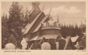 KARPACZ, BIERUTOWICE.. BIERUTOWICE. Świątynia Wang, fot. J. Bułhak, wyd