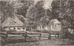 TRZEBNICA. Einsiedelei und Kirchlein im Buchenwald / Trebnitz i. Schl., wyd