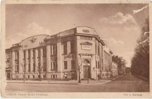 LUBLIN. Lublin. Gmach Banku Polskiego, wyd. Polonia, Kraków, ok. 1936; cz.-b.