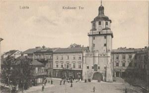 LUBLIN. Lublin. Krakauer Tor, wyd. Karl Voegels, Berlin, ok. 1917; cz.-b.