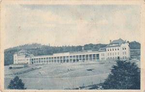 BYSTRA. Bystra / Nowe pawilony, wyd. DN, ok. 1935; cz.-b., stan db