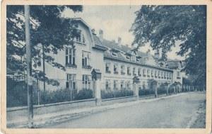 BYSTRA. Bystra / Pawilon główny, wyd. DN, ok 1935; cz.-b., stan db
