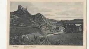 CZORSZTYN. Pieniny / Czorsztyn i Nidzica, fot. z nat. A. Szubert, wyd