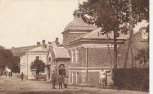 GRYBÓW. GRYBÓW. Sokół, fot. Z. Studnicki, wyd. ok. 1930; cz.-b., stan db