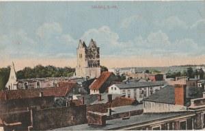 DZIAŁDOWO. Soldau, O. -Pr., wyd. Emil Schmaglowski, Buch u. Papierhandlung