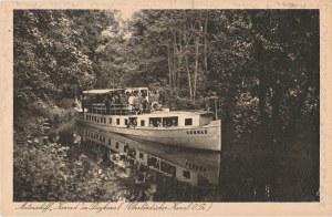 ELBLĄG. Oberländischer Kanal O. Pr., wyd. Bruno Perling, Königsberg i. Pr., ok