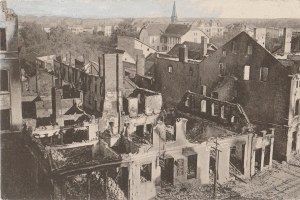 EŁK. Ruiny, wyd. Fritz Krauskopf, Königsberg i. Pr. u. Ostseebad Cranz, ok