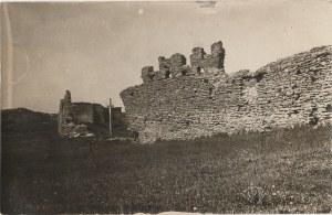KRESY. Ruiny, wyd. ok. 1935; cz.-b., stan db, drobne uszkodzenia, bez obiegu