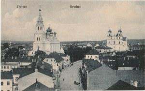 GRODNO. Grodno, wyd. ok. 1925; cz.-b., stan db, bez obiegu