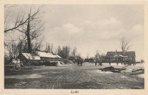 LJUDKI. Ljudki, wyd. Wanderschriften Zentrale, Hellerau, ok. 1916; cz.-b.