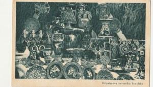 JASINA. Artystyczna ceramika huculska, wyd. przed 1939; cz.-b., stan db