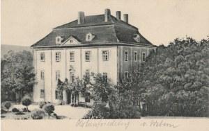 EUROPA. Dworek, wyd. ok. 1907; cz.-b., stan db, na dole dopisek ołówkiem