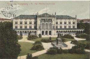 KRÓLEWIEC, KALININGRAD. Gruss aus Königsberg i. Pr. / Kgl. Albertus-Universität