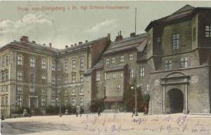 KRÓLEWIEC, KALININGRAD. Gruss aus Königsberg i. Pr. Kgl. Schloss-Hauptwache