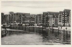 KRÓLEWIEC, KALININGRAD. Königsberg i. Pr. / Alte Speicher, wyd. Trinks, Co., G