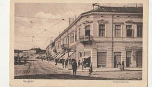 BELGRAD. Belgrad / Kolowratstraße, wyd. Verlag von Dr. Trenkler & Co., Lipsk