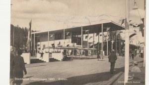 SZTOKHOLM. Stockholms Utstäliningen 1930, wyd. ok. 1934; cz.-b., stan db