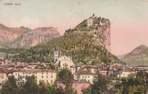 ARCO. 5405 Arco, wyd. Photoglob, Zurych, ok. 1911; kolor., stan db