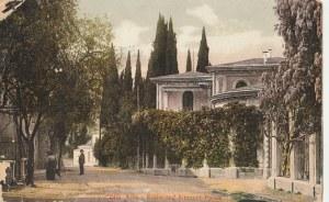 ARCO. FOTO Arco / Erzherzog Albrecht Palais, wyd. ok. 1911; kolor., stan sł.