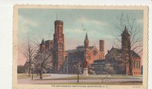 WASZYNGTON. THE SMITHSONIAN INSTITUTION, WASHINGTON, D.C., wyd