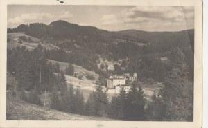 EUROPA. Krajobraz, fot. cz.-b., wykon. przed 1939, stan db