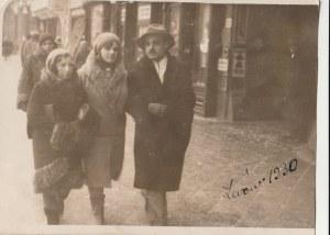LWÓW. Lwów 1930, fot. cz.-b., wykon. ok. 1930, stan db., drobne uszkodzenia